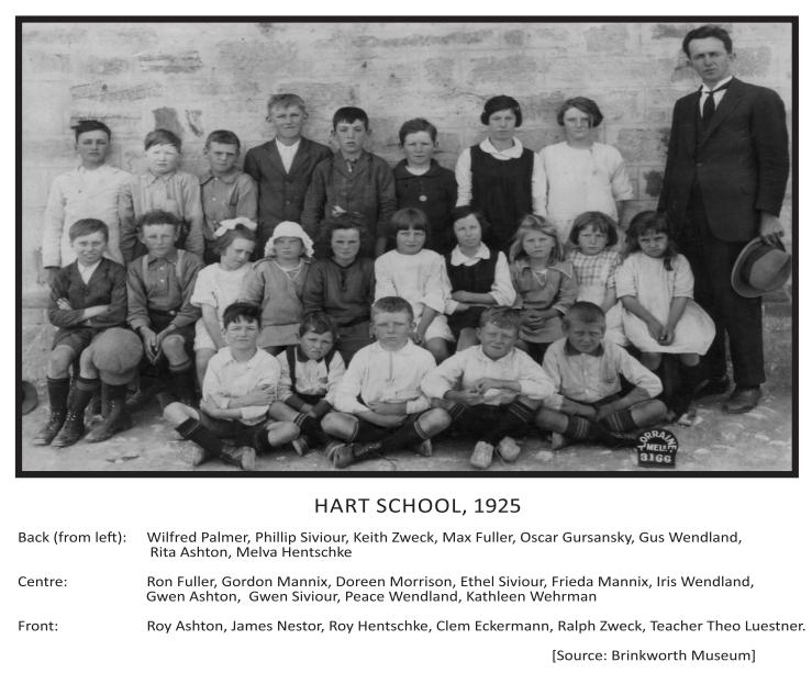 Hart School 1925