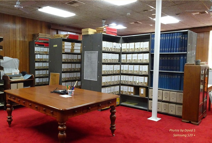 HISTORY COLLECTION DIRECTORY - Central A