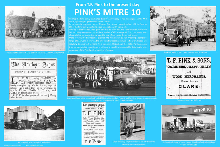 7. Pinks Poster