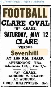 Foorball Clare Oval 1951.jpg