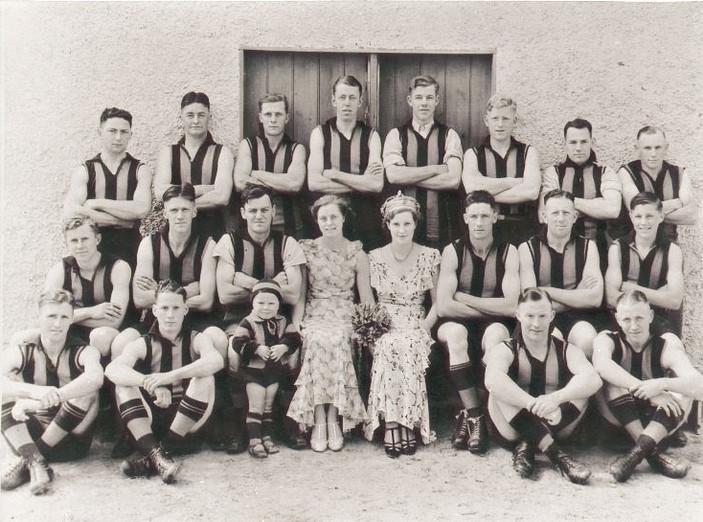 South Clare Football Club 1935