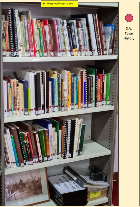 HISTORY COLLECTION DIRECTORY - D-west -