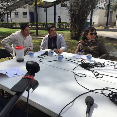 Radio Abierta en la UAM-X