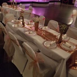 Hello Divine Table Setting