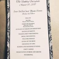 Hello Divine Wedding Scroll
