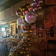 Hello Divine Mixed Metal Balloons