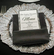 Hello Divine Wedding Place Cards