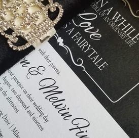Hello Divine Wedding Invite 2