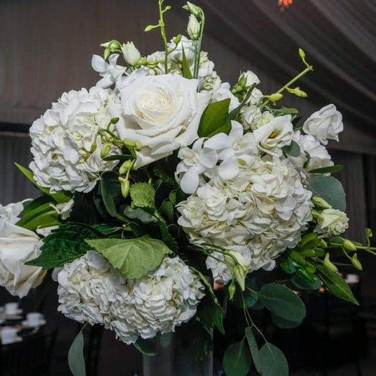 Hello Divine Wedding Flower Centerpiece