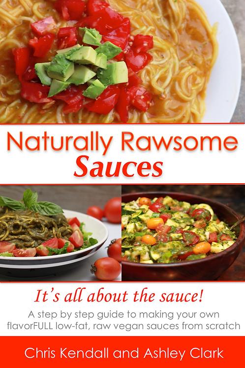 Naturally Rawsome Sauces Guide
