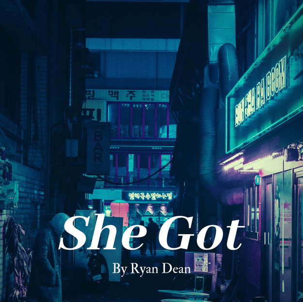 Art Work For 'She Got'