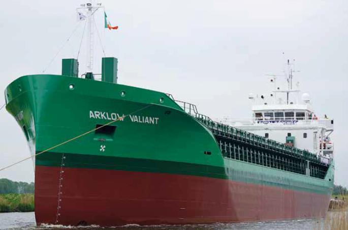 mv Arklow Valiant