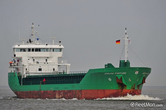 mv Arklow Fortune