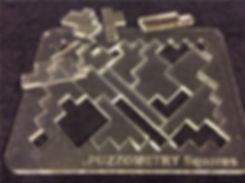 Puzzometry Squares Puzzle