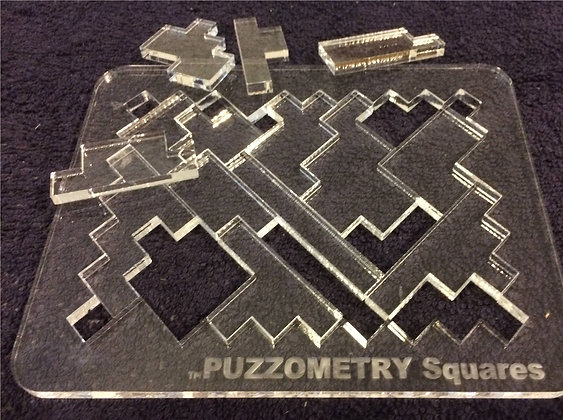 Puzzometry Squares