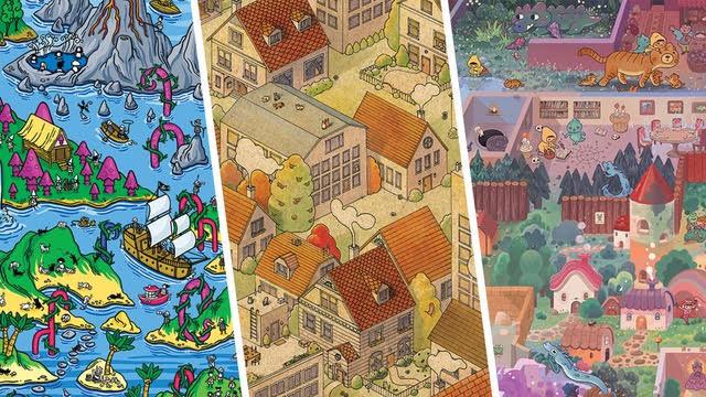 Magic Puzzles on Kickstarter