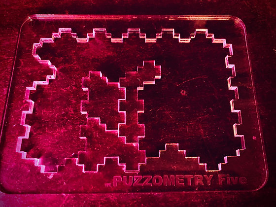 Puzzometry Steps