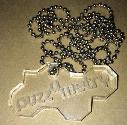 Puzzometry Keychain