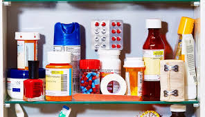 Is Your Medicine Cabinet Stocked With The Right Supplies?