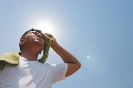 Summer Safety: Preventing Heat Exhaustion