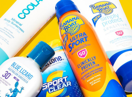 Summer Safety: Which Sunscreen Should I Use?