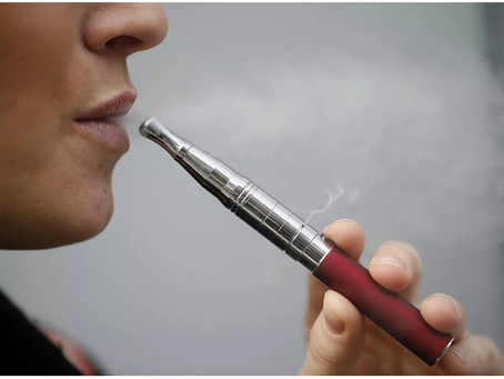 Danger! Vaping can cause serious lung injury