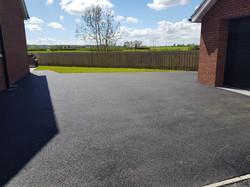 Residential driveway 10mm Bitmac