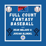 Full Count fantasy baseball transparent.