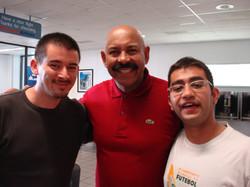 Arturo,Oscar de Leon,Juan