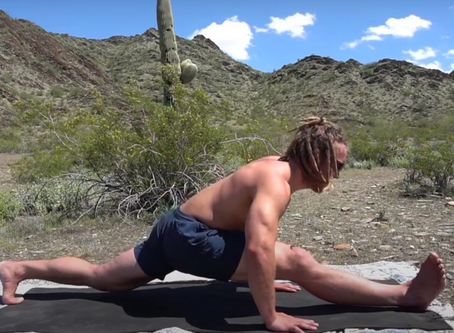 Improve your mobility with this unique stretching technique