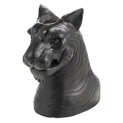 Tiger King Vase