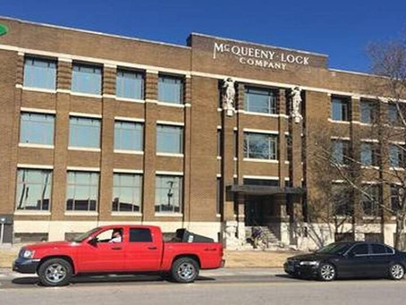 McQueeny Lock Building Rehab Goes to the Kansas City Council