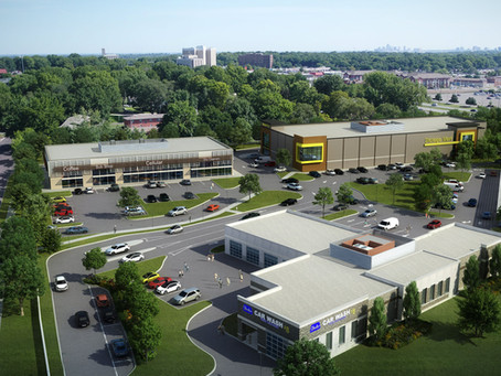 Last parcel up for grabs within $28M Metcalf Crossing project - Kansas City Business Journal