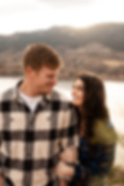 Hannah+Kevin, Engagement Portraits Nov 2