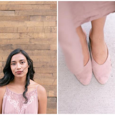 Filmy Downtown Denver Fashion Editorial
