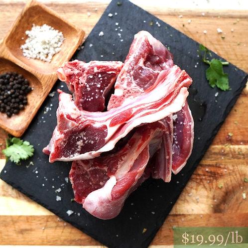 Lamb Rib/Loin Chops