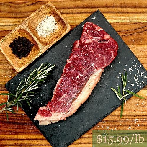 First Cut New York Steak