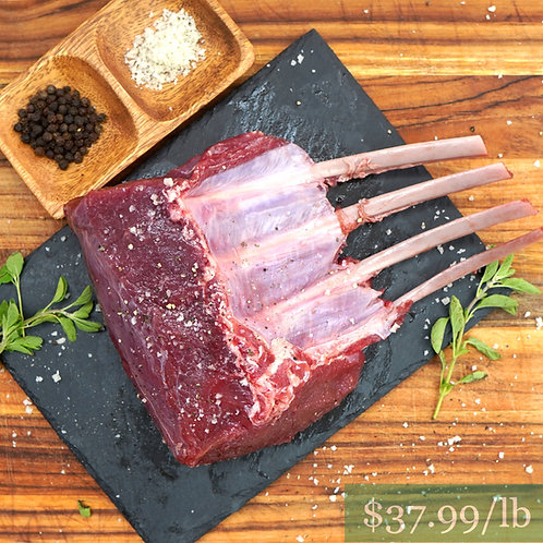 Venison Frenched Rack