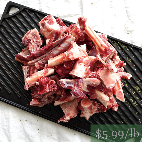 Goat Bones