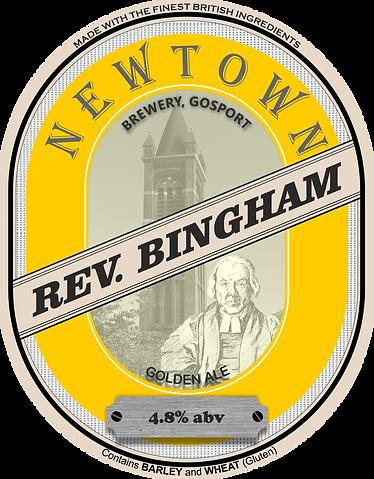 Rev Bingham pump clip