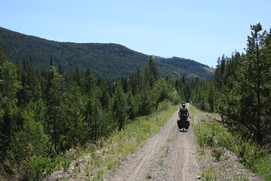 The Kettle Valley Rail - Summerland, BC Canada