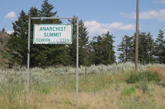 Anarchist Summit - BC, Canada