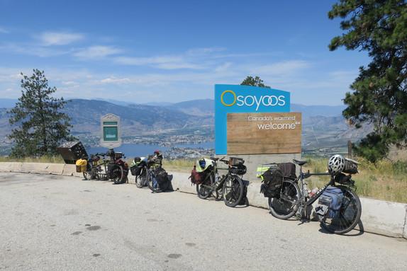 Apres-Climb Views - Osoyoos, BC Canada