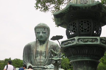 Great Buddha - Kamakura, Japan