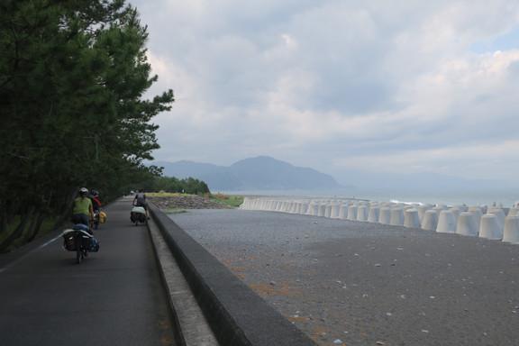 Coast Riding - Fuji, Japan