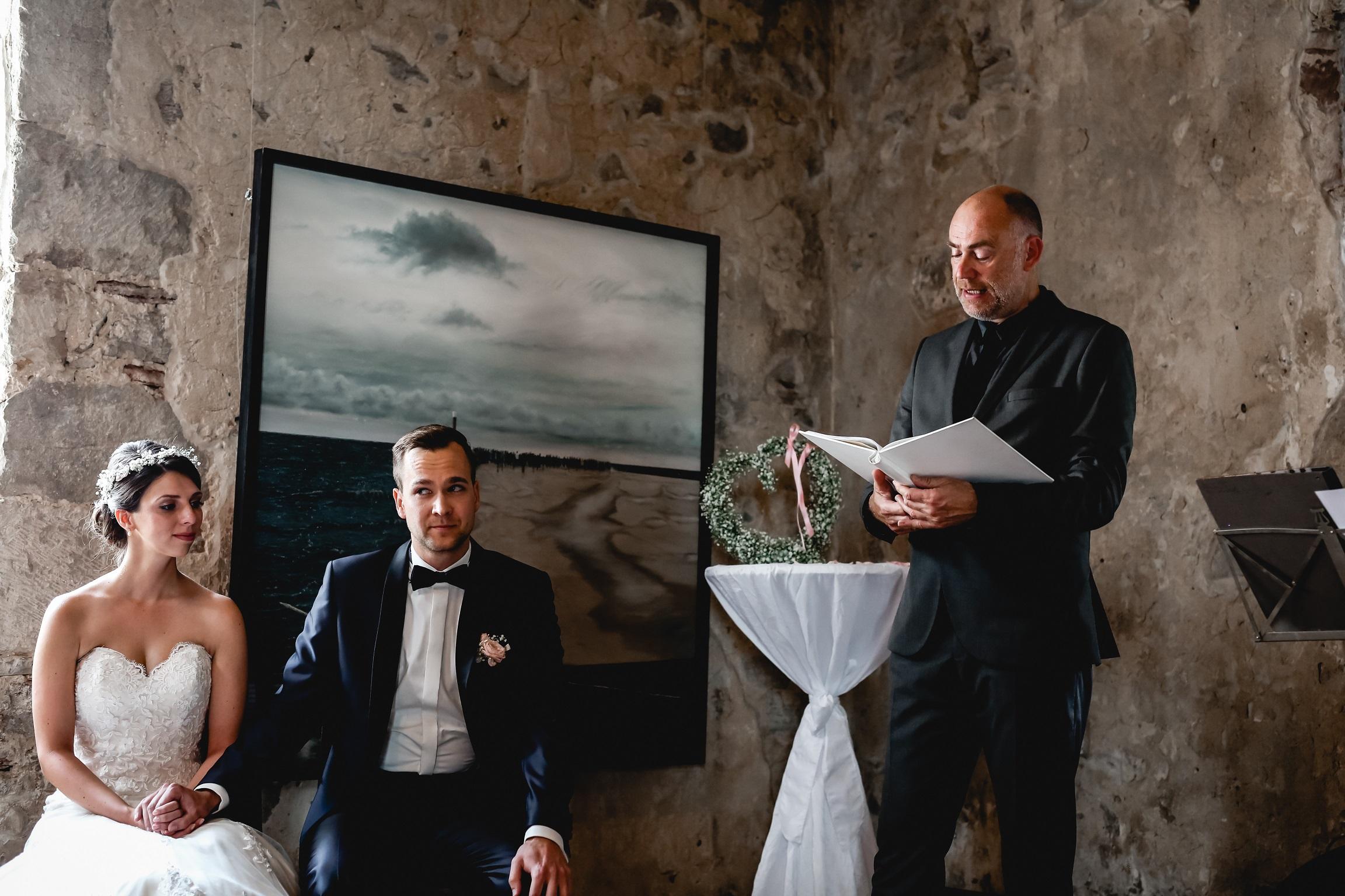 Freie Trauung mit Andreas Jäger