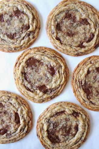 Sarah Kieffers Pan-Banging Chocolate Chip Cookies