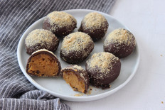 Sally's baking addiction pumpkin spice truffles