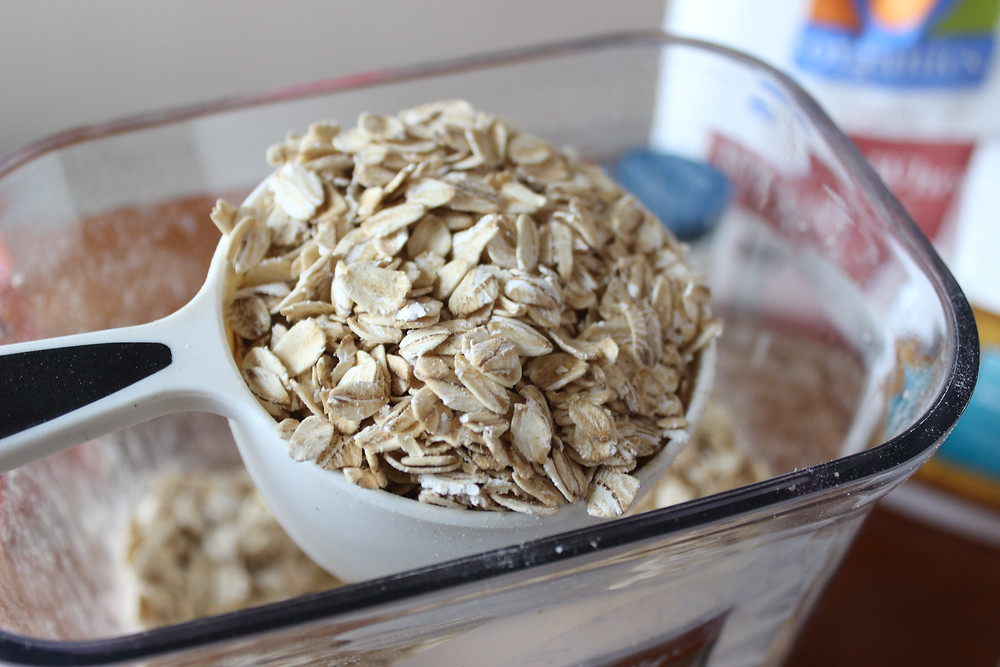 1 cup of oats