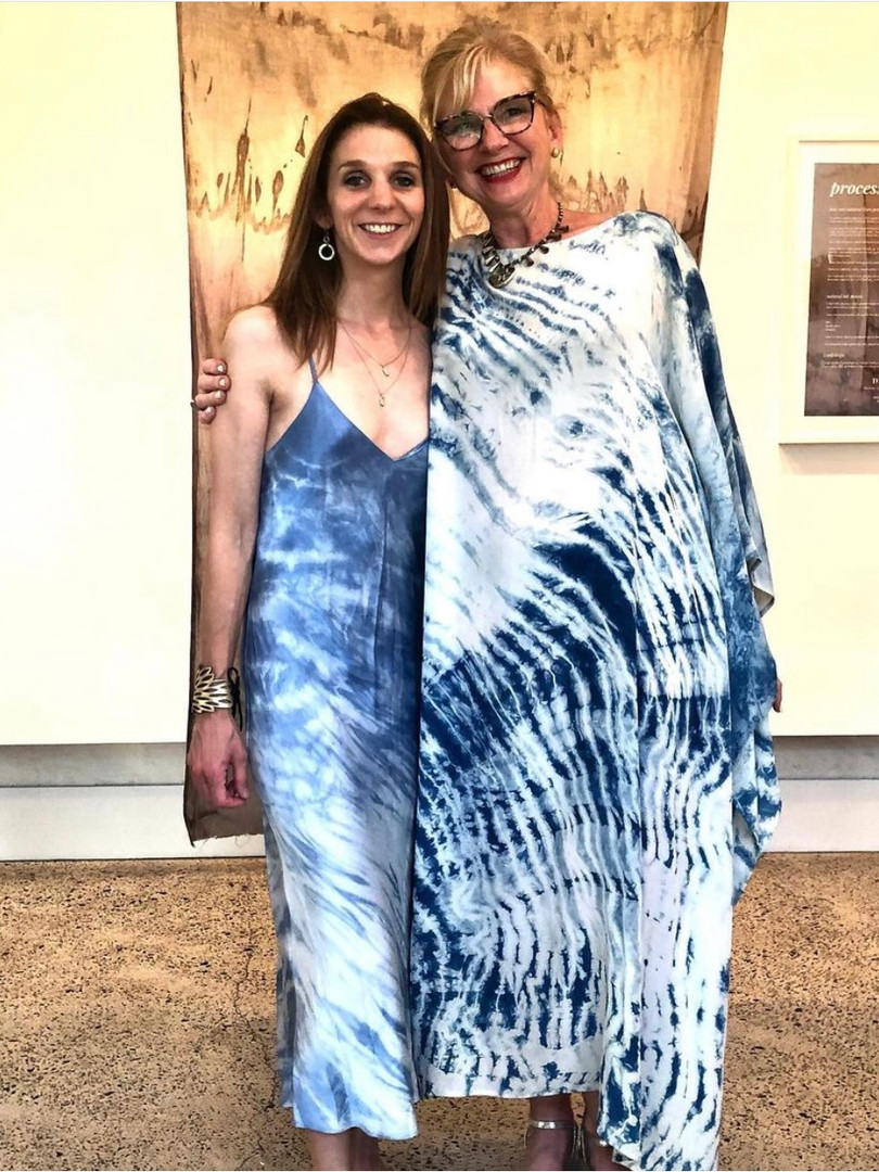 Catherine Tubb and Bettina Ludowici in S